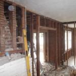Kitchen and Bathroom Remodel in Spring Lake In Progress 4-21-2015 (7)
