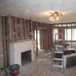 Kitchen and Bathroom Remodel in Spring Lake In Progress 4-21-2015 (9)