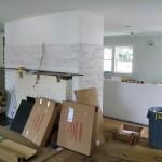 Kitchen and Bathroom Remodel in Spring Lake In Progress 6-27-15 (2)