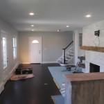 Kitchen and Bathroom Remodel in Spring Lake NJ In Progres 7-20-15 (5)