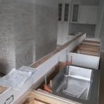 Kitchen and Bathroom in Spring Lake In Progress 7-7-15 (6)