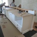 Kitchen and Bathroom in Spring Lake NJ In Progress 7-13-2015 (2)
