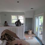 Kitchen and Bathroom in Spring Lake NJ In Progress 7-13-2015 (6)