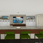 Monroe Basement Design Options Plan 1 (10)-Design Build Planners
