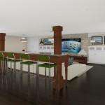 Monroe Basement Design Options Plan 1 (4)-Design Build Planners