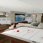 Monroe Basement Design Options Plan 1 (7)-Design Build Planners