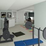 Monroe NJ Basement Design Options Plan 2 (3)-Design Build Planners