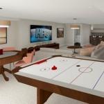 Monroe NJ Basement Design Options Plan 2 (7)-Design Build Planners