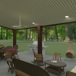 Outdoor Living Space in Morristown NJ Plan 2 (1)-Design Build Planners