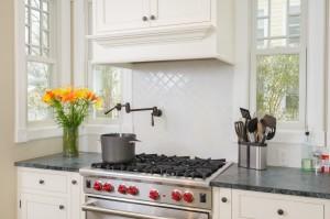 Pot filler for your kitchen remodel - Design Build Planners (1)