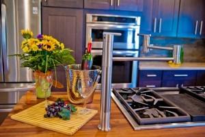 Pot filler for your kitchen remodel ~ Design Build Planners