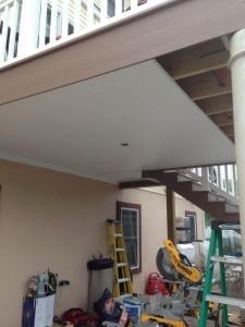 Under deck rain catcher system - Design Build Planners (2)