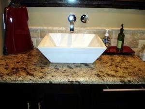 Vessel Bowl sinks for bathroom remodeling - Design Build Planners (1)
