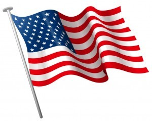 American flag - Design Build Planners