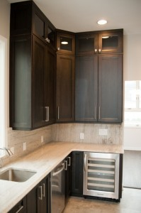 Butlers Pantry - Design Build Planners
