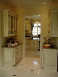 Butlers Pantry ~ Design Build Planners