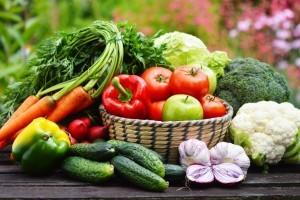 Home Grown Vegetables ~ Organic Garden Gurlz