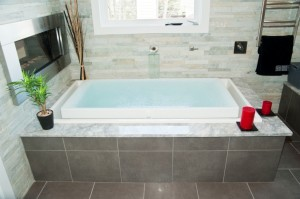 Infinity Tub - Design Build Planners
