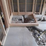 Luxury Basement in Bridgewater NJ In Progress 5-31-2015 (3)