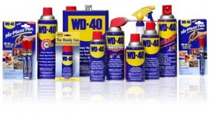 household uses for WD-40 - Design Build Planners