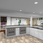 CAD for a Kitchen Remodel in Somerset County