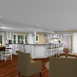 CAD for a Kitchen Remodel in Somerset County (2)