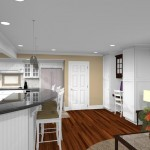 CAD for a Kitchen Remodel in Somerset County (4)