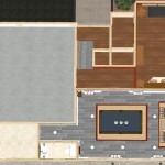 Dollhouse Overview of a Home Renovation in Monmouth County (2)
