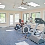 Exercise Room Remodel in Middlesex County (7)-Design Build Planners