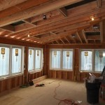Exercise Room Remodel in Middlesex County In Progress (1)
