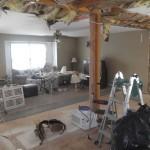 Home Renovation in Monmouth County NJ In Progress 9-2-2015 (2)