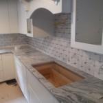 Kitchen Remodel and Reconfiguation in Warren NJ In Progress 8-20-15 (3)