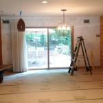 Kitchen Remodel and Reconfiguration in Warren, NJ 5-28-15 In Progress (2)