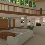 Kitchen Remodel and Reconfiguration in Warren, NJ (7)-Design Build Planners