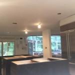 Kitchen Remodel and Reconfiguration in Warren NJ In Progress 8-14-2015 (6)
