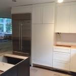 Kitchen Remodel and Reconfiguration in Warren NJ In Progress 8-14-2015 (7)