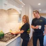 Kitchen Remodel and Renconfiguration in Warren NJ (2b)-Design Build Planners