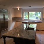 Kitchen Remodel and Renovation in Warren, NJ In Progress 8-28-15 (5)