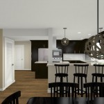Kitchen and Mudroom in Kendall Park NJ CAD (1)
