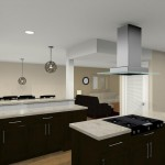 Kitchen and Mudroom in Kendall Park NJ CAD (2)