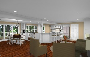 Watchung kitchen design for remodeling - Design Build Planners (1)