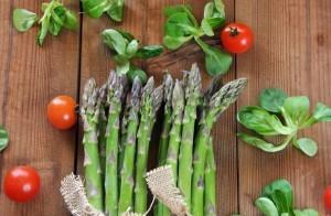 Fresh Asparagus - Organic Gurlz Gardens Fort Wayne Indiana