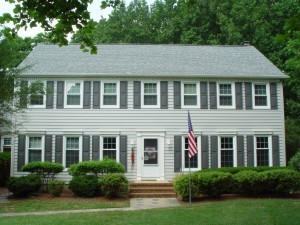 Colonial Style Home - Design Build Planners