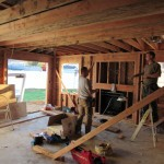 Family Room Addition in Hazlet NJ In Progress 11-4-2015 (3)