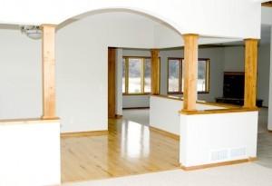 Interior arches ~ Design Build Planners (2)