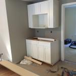 Kitchen Plus Remodel in Warren NJ In Progress 8-4-2015 (5)