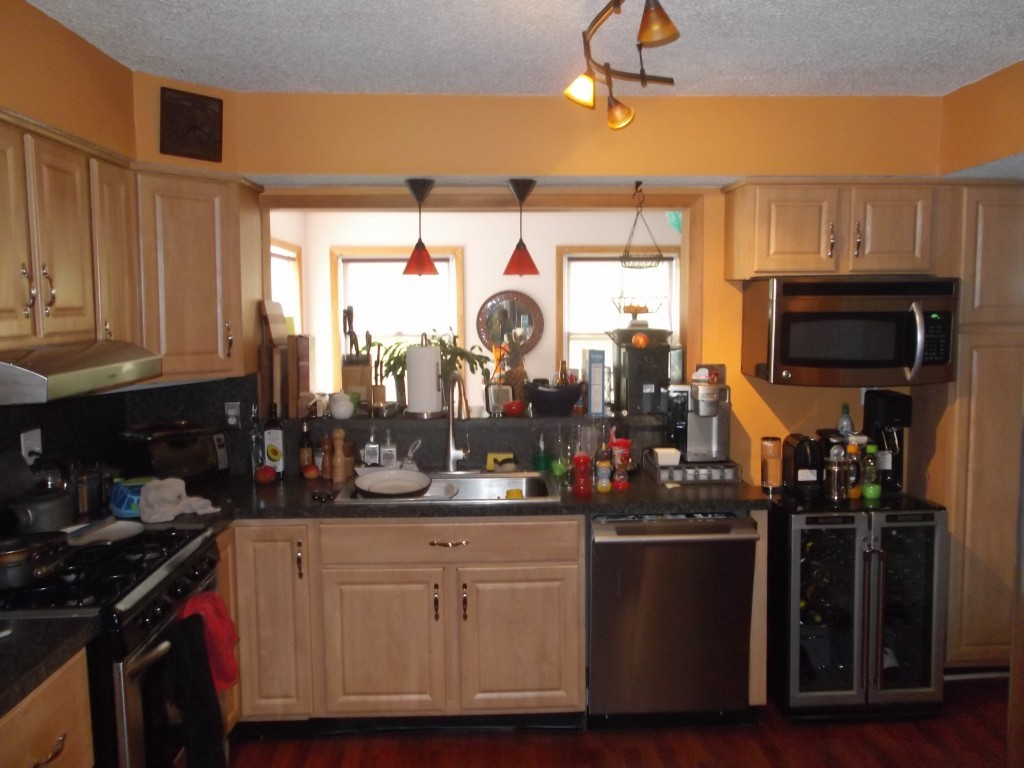 Kitchen Remodel in Kendall Park NJ - Design Build Planners