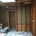 Kitchen Remodel in Monmouth County NJ In Progress 8-4-15 (4)