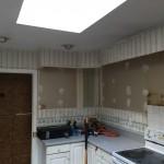 Kitchen Remodel in Monmouth County NJ In Progress 8-4-15 (7)