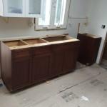 Kitchen Remodel in Morris County NJ In Progress 10-1-2015 (8)